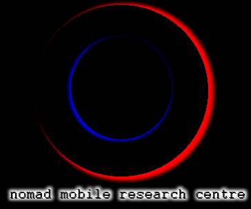 Nomad Mobile Research  Centre logo